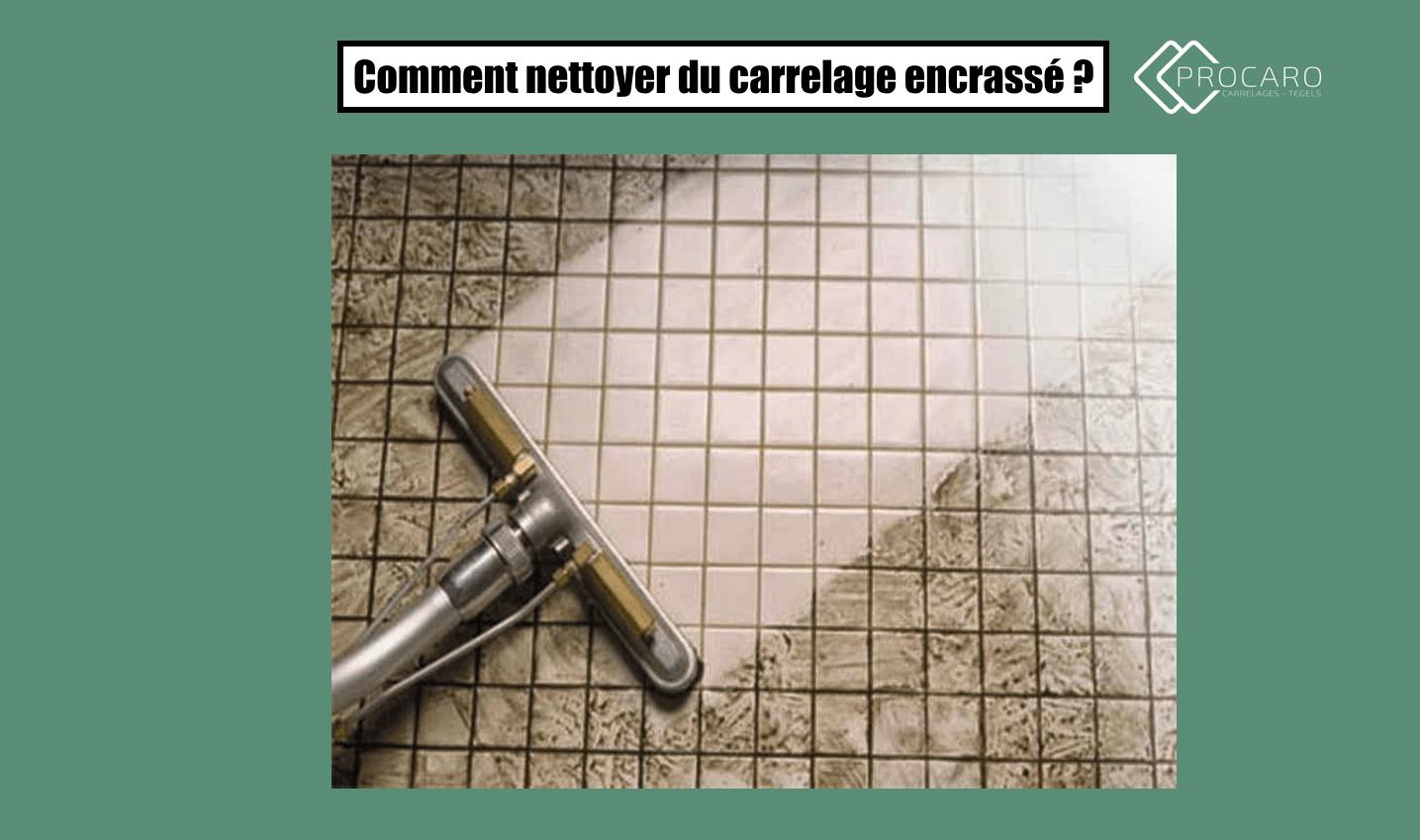 Cristaux De Soude Nettoyage comment nettoyer du carrelage encrassé ?