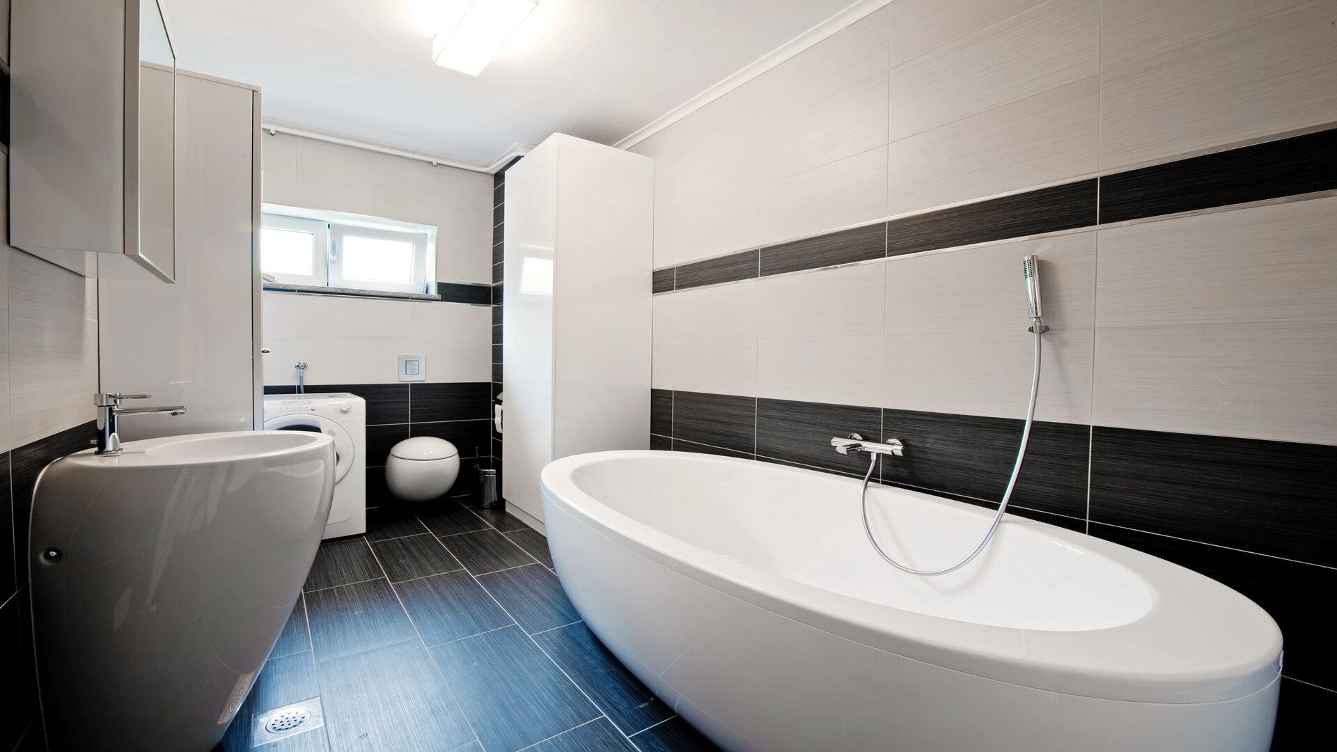 Quel type de carrelage pour les murs d'une salle de bains ?