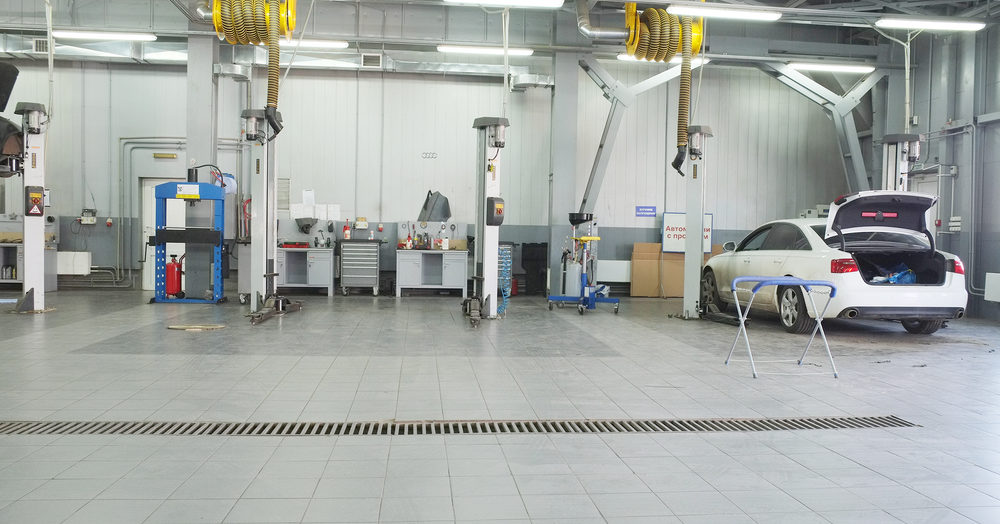 Carrelage De Garage Caracteristiques Et Prix