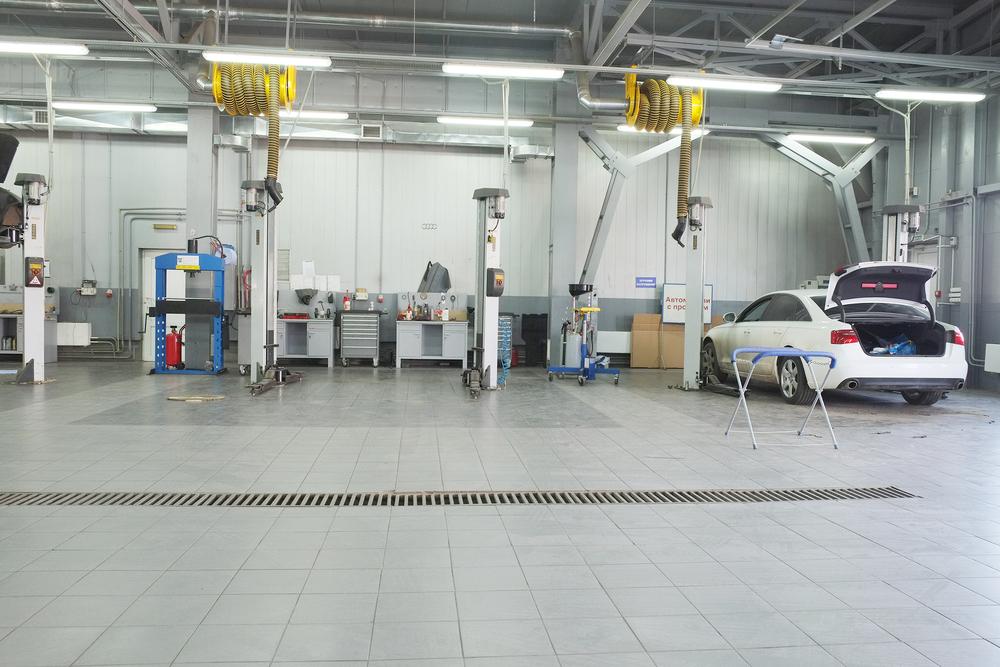 Carrelage de garage : caractéristiques et prix