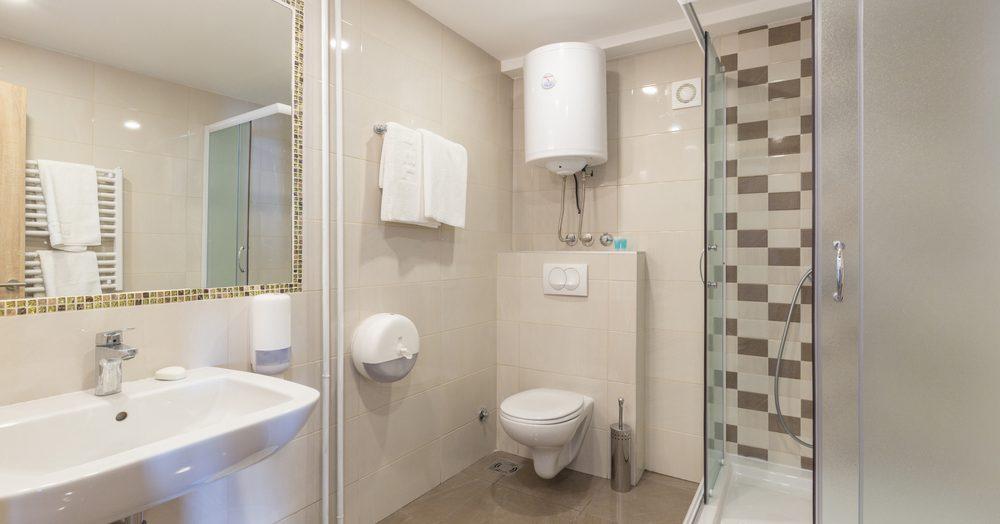 Le carrelage à choisir pour une petite salle de bain