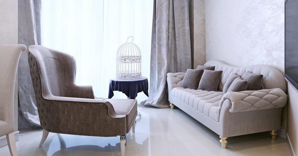 Pourquoi opter pour un carrelage imitation marbre pour son salon